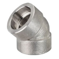 ASME B16.11 Socket Weld 1.5D Elbow
