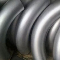 Stainless Steel Buttweld Piggable Bend